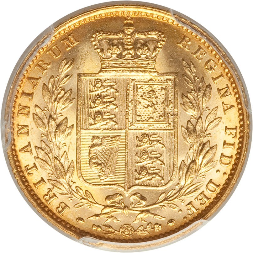 Sovereign 1853: Photo Great Britain 1853 sovereign