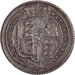 United Kingdom / Sixpence 1817 - reverse photo