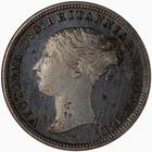 Threepence 1879 (Maundy): Photo Coin - Threepence (Maundy), Queen Victoria, Great Britain, 1879
