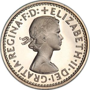 United Kingdom / Maundy Fourpence (Decimal) - obverse photo