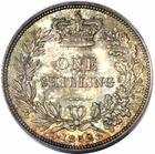 United Kingdom / Shilling 1852 - reverse photo