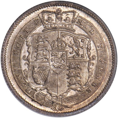 Shilling 1816: Photo Great Britain 1816 shilling