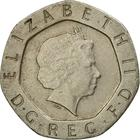 United Kingdom / Twenty Pence 1998 - obverse photo