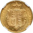 Half Sovereign 1842: Photo Great Britain 1842 1/2 sovereign