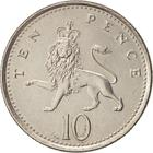 United Kingdom / Ten Pence 1992 (Small) - reverse photo
