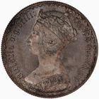 United Kingdom / Florin 1885 - obverse photo