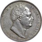 United Kingdom / Halfcrown 1837 - obverse photo