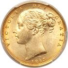 United Kingdom / Sovereign 1853 - obverse photo
