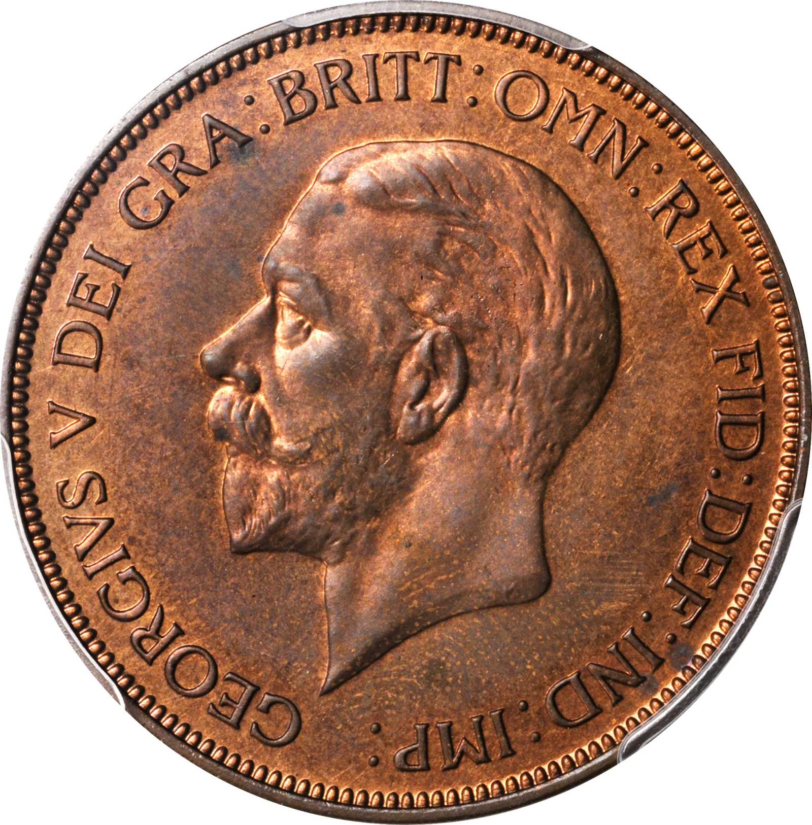 Penny (Pre-decimal): Photo Great Britain 1936 penny