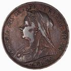 United Kingdom / Crown 1894 - obverse photo