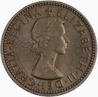 Shilling 1966 English: Photo Coin - Shilling, Elizabeth II, Great Britain, 1966