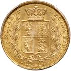 Sovereign 1848: Photo Great Britain 1848 sovereign