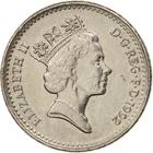 United Kingdom / Five Pence 1992 - obverse photo