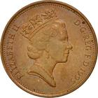 United Kingdom / Two Pence 1995 - obverse photo