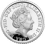 United Kingdom / Five Pence 2020 - obverse photo