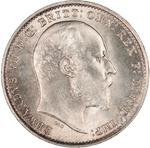 United Kingdom / Threepence 1908 (Circulating) - obverse photo