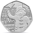 United Kingdom / Fifty Pence 2018 Paddington Bear at Buckingham Palace / Specimen in presentation folder - reverse photo