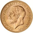 United Kingdom / Sovereign 1932 - obverse photo