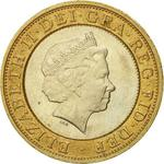 United Kingdom / Two Pounds 2000 Technology - obverse photo