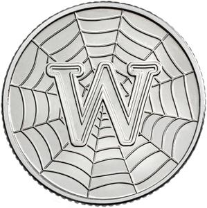 United Kingdom / Ten Pence 2018 W - World Wide Web - reverse photo