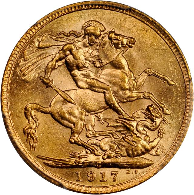 Sovereign 1917: Photo Canada 1917-C sovereign