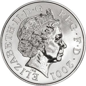 United Kingdom / Crown (Five Pounds) - obverse photo
