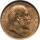 United Kingdom / Sovereign 1907 - obverse photo