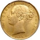 United Kingdom / Sovereign 1848 - obverse photo