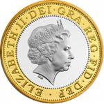 United Kingdom / Two Pounds 2011 Technology - obverse photo