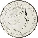 United Kingdom / Two pounds 1994 - obverse photo