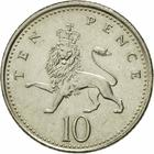 United Kingdom / Ten Pence 2001 - reverse photo