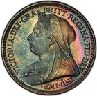 United Kingdom / Penny 1901 (Maundy) - obverse photo