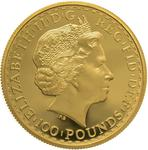 United Kingdom / Gold Ounce 2002 Britannia - obverse photo