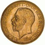 Sovereign 1930: Photo Coin - Sovereign, Western Australia, Australia, 1930