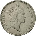 United Kingdom / Five Pence 1989 - obverse photo