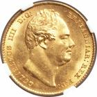 United Kingdom / Sovereign 1836 - obverse photo
