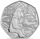 United Kingdom / Fifty Pence 2018 Paddington Bear at the Station / Specimen in presentation folder - reverse photo