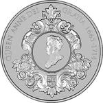United Kingdom / Five Pounds 2014 Queen Anne - reverse photo