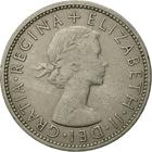 United Kingdom / Two Shillings (Florin) 1962 - obverse photo