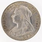 Halfcrown 1897: Photo Silver 1/2 crown, Great Britain