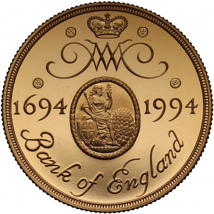 Two pounds 1994: Photo Great Britain Two Pounds 1994