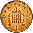 United Kingdom / One Penny 2000 - reverse photo