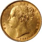 United Kingdom / Sovereign 1849 - obverse photo