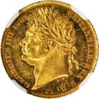 United Kingdom / Half Sovereign 1821 - obverse photo