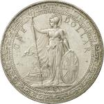 United Kingdom / One Dollar 1908 - obverse photo