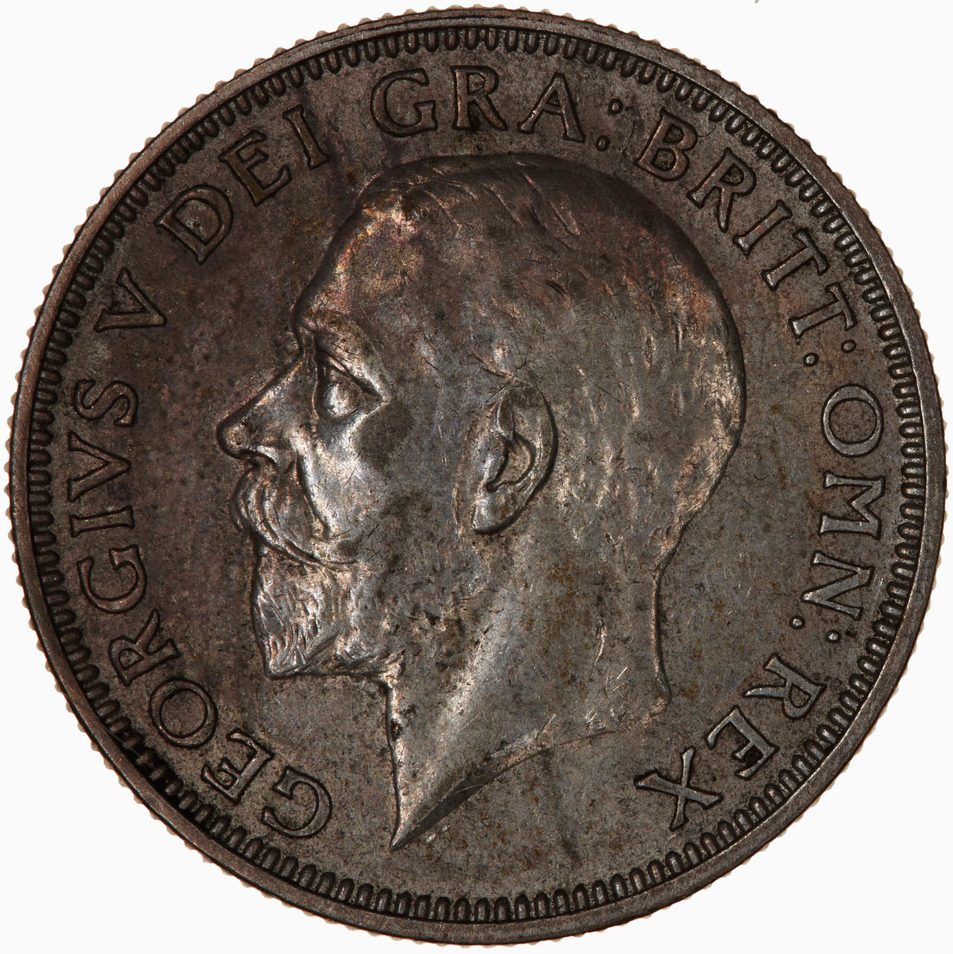 Shilling: Photo Coin - Shilling, George V, Great Britain, 1926