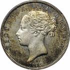 United Kingdom / Halfcrown 1875 - obverse photo