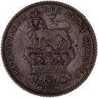 United Kingdom / Sixpence 1826 Third Reverse - reverse photo