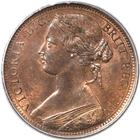 United Kingdom / Penny 1869 - obverse photo
