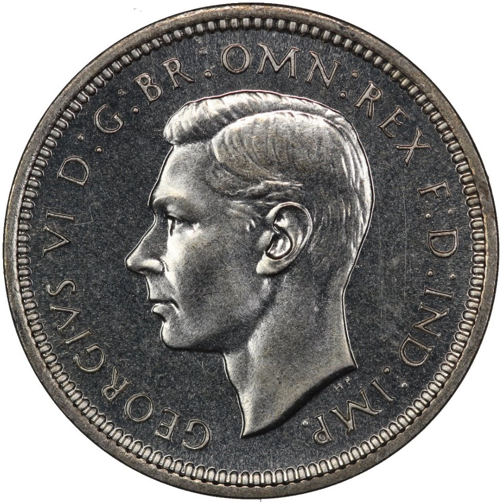 Fourpence 1937 (Maundy): Photo Great Britain, George VI, Maundy Fourpence 1937